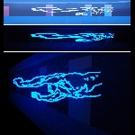 2012-358 Anamorphose photo-luminescente - Projet